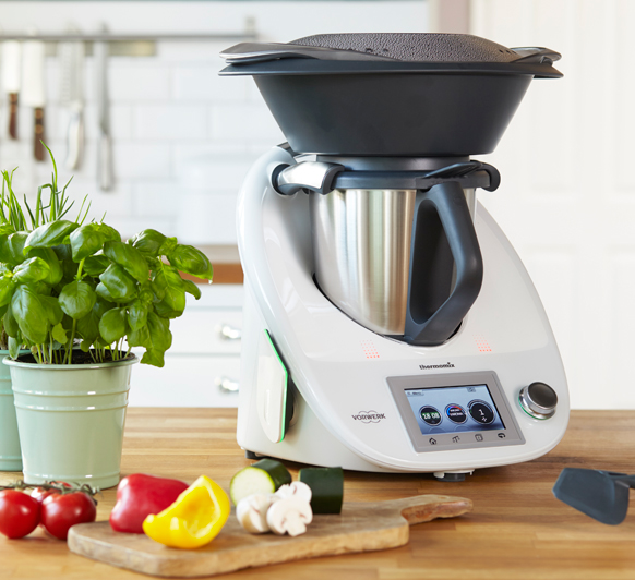 Thermomix® Tm5... el futuro.