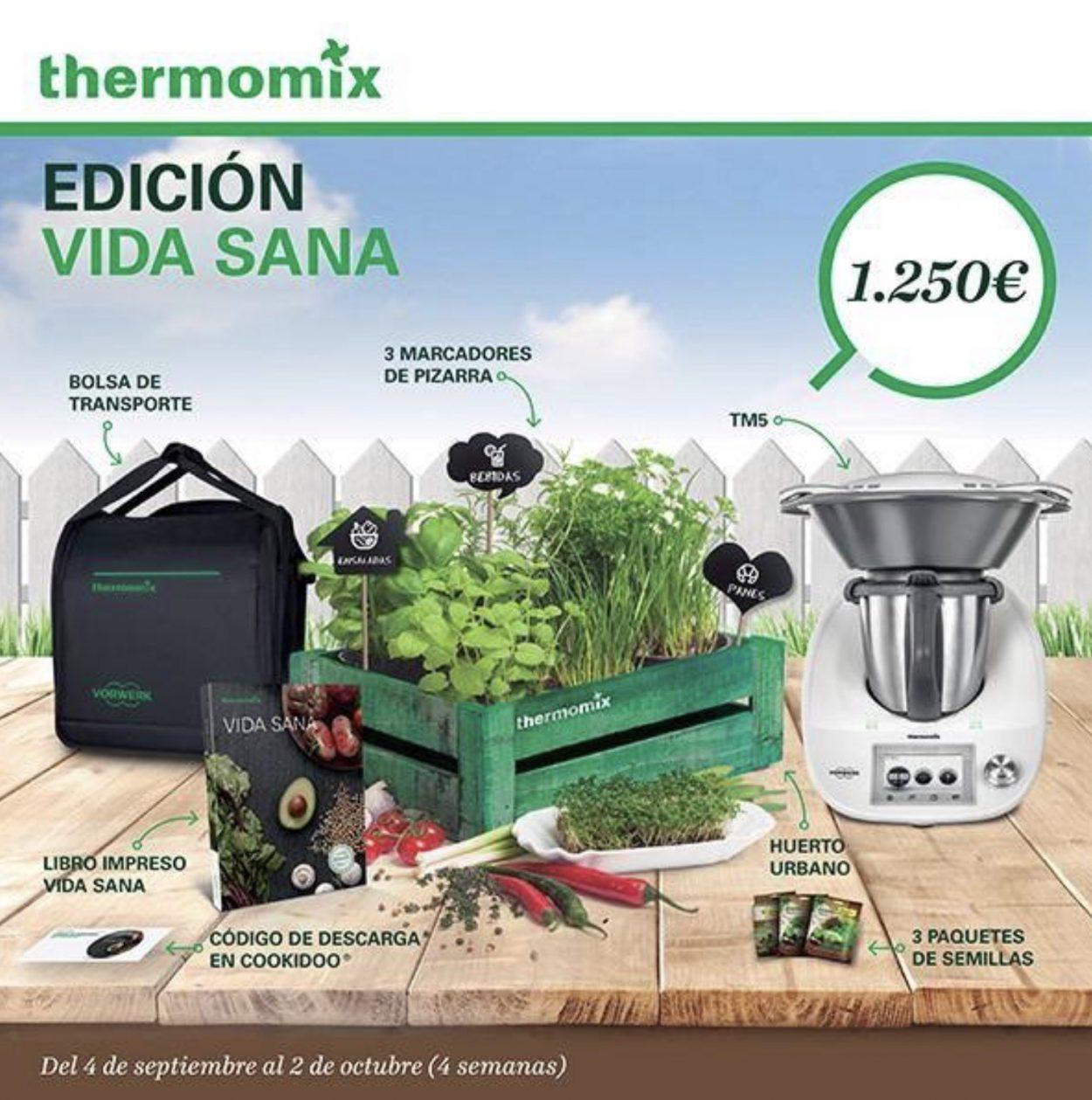 NUEVA PROMOCIÓN DE Thermomix® ESPECIAL 3*ANIVERSARIO