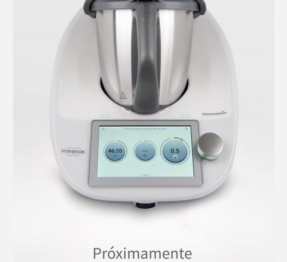 Thermomix® Tm6 ver para creer