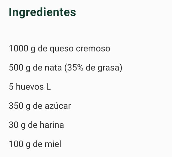 Tarta de queso la viña tm6