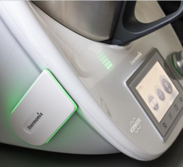 Cook-Key, el nuevo accesorio para Thermomix® .