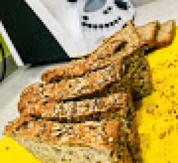 Pan de semillas y harina de Espelta