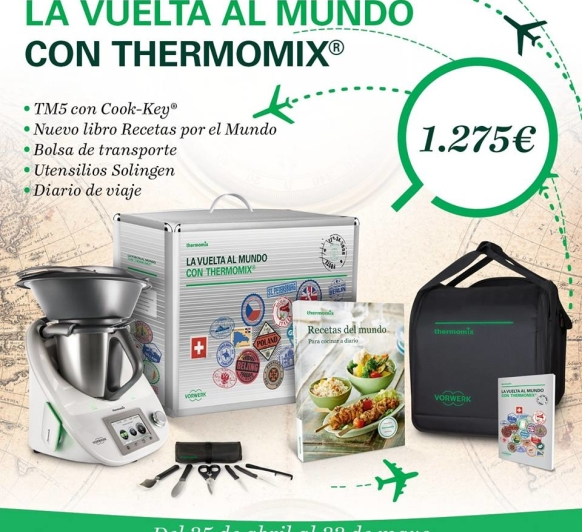 Nueva promoción thermomix !!