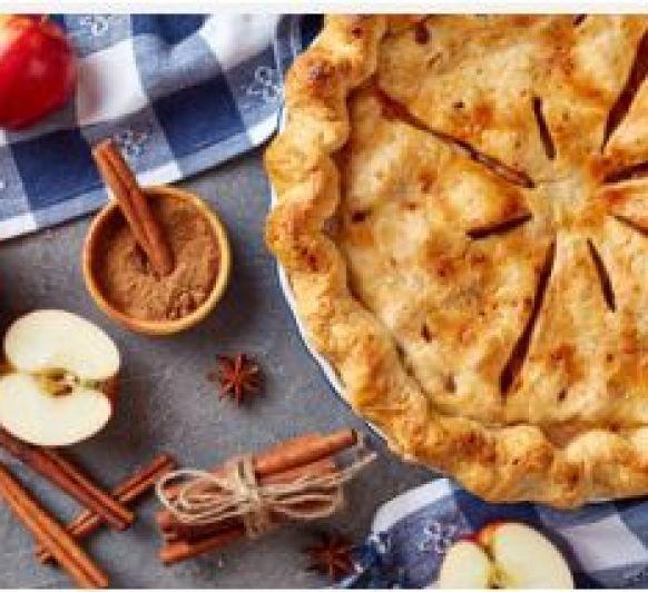 Pie de Manzana (el de mi casa)