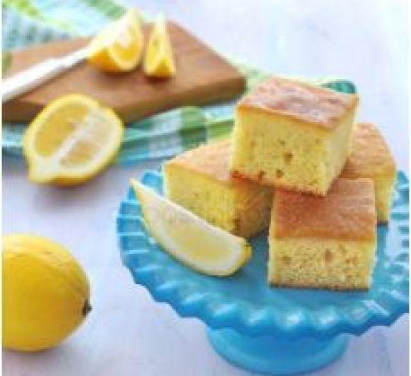 Bizcochillos de limón