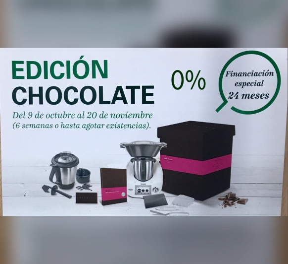 NUEVA EDICIÓN CHOCOLATE!!!!