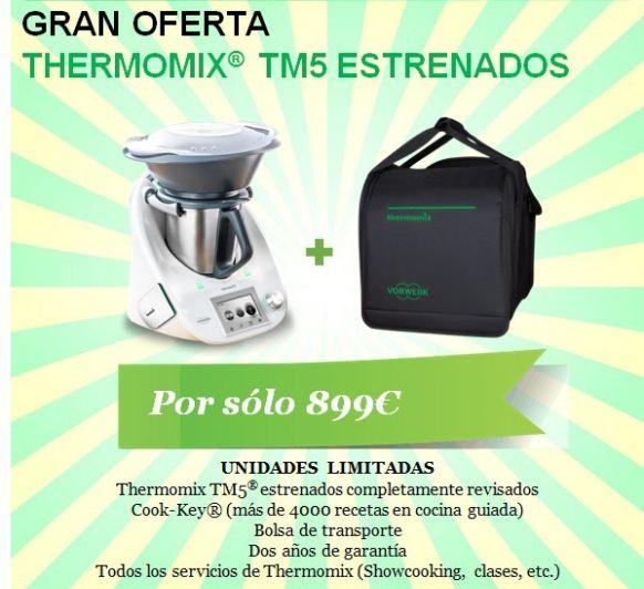Thermomix® SEMI NUEVAS A 899€!!!