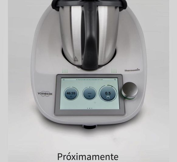 Nuevo Thermomix® TM6 disponible en junio 2019