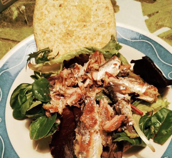 Pan de atún (Dieta disociada)
