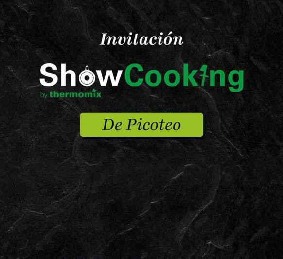 Showcooking personalizado!!!